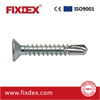 Counter Sunk Phillips Head Self Drilling Screw